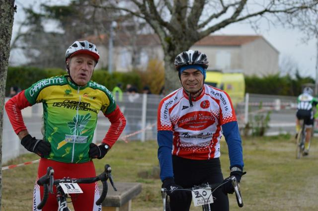 Cyclo Cross Gond Pontouvre