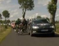 Quelle est la distance de sécurité latérale que doit laisser un véhicule qui double un cycliste hors agglomération ?